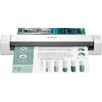Scanner BROTHER Scanner Mobile DS-740 - A4 - Recto-Verso - Alimentation USB - 15 ppm - Couleur - Noir-Blanc - Scan to USB