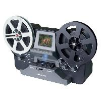 Scanner Scanner de films Super8 et 8mm - Ecran 2.4 - USB 2.0