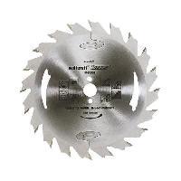 Scie - Lame De Scie Lame scie circulaire CT 24 dents - D156.5x12.75mm
