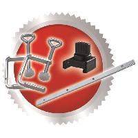 Scie Electrique SCHEPPACH Ensemble d'accessoires pour PL 45