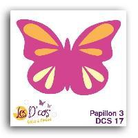Scrapbooking Die Papillon 3