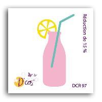 Scrapbooking LES D'COS DE TOGA Die Limonade