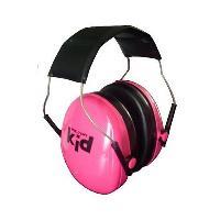 Securite - Protection Chantier Casque anti-bruit compatible avec enfant - Rose - H510A