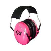 Securite - Protection Chantier Casque anti-bruit pour enfant - Rose - H510A