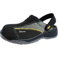 Securite - Protection Chantier Chaussure de securite STINGRAY BLACK P47