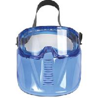 Securite - Protection Chantier Lunettes de securite - masque detachable