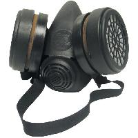 Securite - Protection Chantier MECAFER M3 - Masque protection + 2 recharges A2