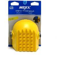 Securite - Protection Chantier MEJIX Genouilleres caoutchouc ECO x 2 pcs