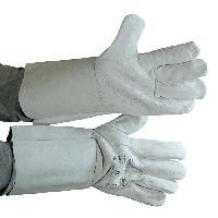 Securite - Protection Chantier PROWELTEK  Gant croute de cuir de soudeur Bricolage