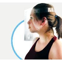Securite - Protection Chantier Visiere de protection visage universelle Generique