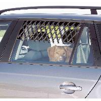 Securite - Protection Grille d'aeration pour voiture L30-110cm noir Trixie