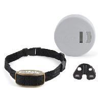 Securite - Protection PETSAFE Mini barriere Pawz Away - 7 x 18 cm - Gris et blanc - Pour chat et chien