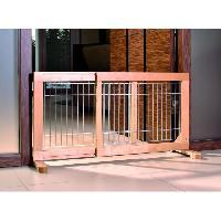 Securite - Protection TRIXIE Barriere pour chiens. bouleau chien
