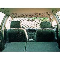 Securite - Protection TRIXIE Filet pour voiture - 1x1m - Noir - Pour chien