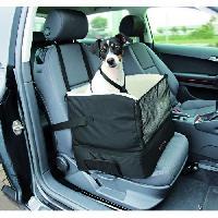 Securite - Protection TRIXIE Siege auto pour chiens 45 x 38 x 37 cm Noir