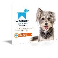 Securite - Protection WISDOM PANEL Test ADN 2.0 - Pour chien