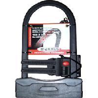 Securite Antivol U a cle 166x245 + support - ADNAuto