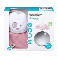Securite Bebe BABYMOOV Veilleuse Spooky Pink