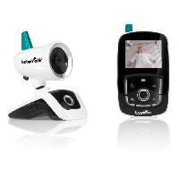 Securite Bebe Babymoov Babyphone Video YOO Care - Caméra Orientable a 360° & Ecran 2.4