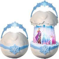 Securite Bebe Disney La Reine des Neiges - GoGlow Pop - Veilleuse et lampe torche 2-en-1