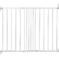 Securite Bebe Multidan Barriere Metal Blanc 625 - 1068 cm