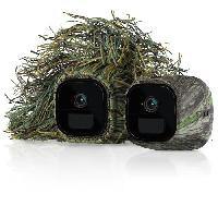 Securite Maison Accessoire Arlo Go - Housse camouflage pour caméra arlo Go uniquement - VMA4250-10000S