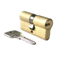 Securite Maison BRICARD MEDIAL 1751 Cylindre 30+30 mm double entrée laiton jaune niveau de sécurité 3