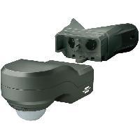 Securite Maison Brennenstuhl Détecteur de mouvement infrarouge PIR 240 avec fixation d'angle (IP44)