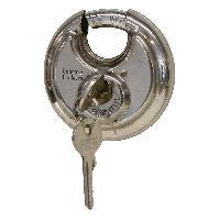 Securite Maison Cadenas discus D70mm - ADNAuto