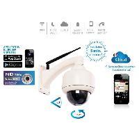 Securite Maison Camera IP HD Cloud Exterieure rotative