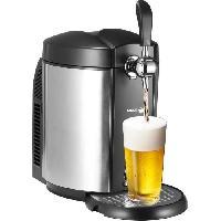 Service - Conservation FAGOR FG317 - Tireuse a biere - Compatible avec les futs universels de 5L - 65W - Systeme de refroidissement integre - Corps Inox