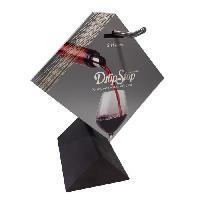 Service Aperitif - Oenologie Présentoir 48 pochettes de 2 Drop Stop
