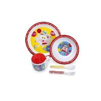 Service Complet - Service De Table Service enfant Monster - 5 pieces - Melamine