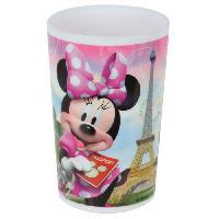 Service De Table Fun House Disney Minnie verre pour enfant