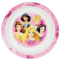 Service De Table Fun House Disney princesses assiette micro onde pour enfant