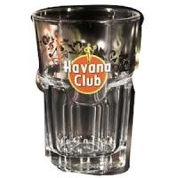 Service De Table Verre Havana Club