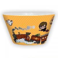 Service Petit Dejeuner Bol Harry Potter - Poudlard Express - 460 ml - ABYstyle