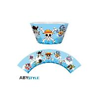 Service Petit Dejeuner Bol One Piece - Mugiwara Skulls - 460 ml - ABYstyle