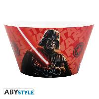 Service Petit Dejeuner Bol Star Wars - Vador-Troopers - 460 ml - ABYstyle