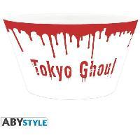 Service Petit Dejeuner Bol Tokyo Ghoul - Kaneki et Masque - 460 ml