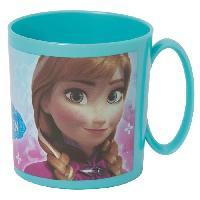 Service Petit Dejeuner Fun House Disney Reine des Neiges mug. tasse micro-ondable