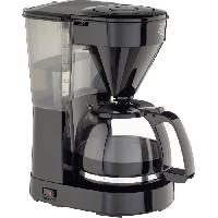 Service Petit Dejeuner MELITTA Easy II 1023-02 - Cafetiere filtre - 1050 W - Noir