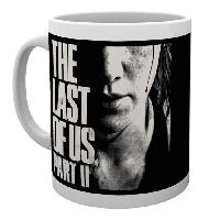 Service Petit Dejeuner MUG THE LAST OF US 2 - VISAGE du Personnage Principal - GB eye