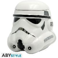 Service Petit Dejeuner Mug 3D Star Wars - Trooper - ABYstyle