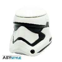 Service Petit Dejeuner Mug 3D Star Wars - Trooper 7 - ABYstyle