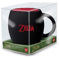 Service Petit Dejeuner Mug Globe - STOR - The Legend of Zelda - En Ceramique