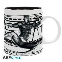 Service Petit Dejeuner Mug Marvel - Black Panther Wakanda - Abystyle