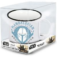 Service Petit Dejeuner Mug Petit Dejeuner - STOR - Star Wars - The Mandalorian The Child - En Ceramique