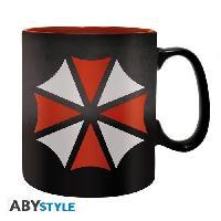 Service Petit Dejeuner Mug Resident Evil - Umbrella
