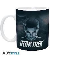 Service Petit Dejeuner Mug Star Trek - Film 2009 Abystyle